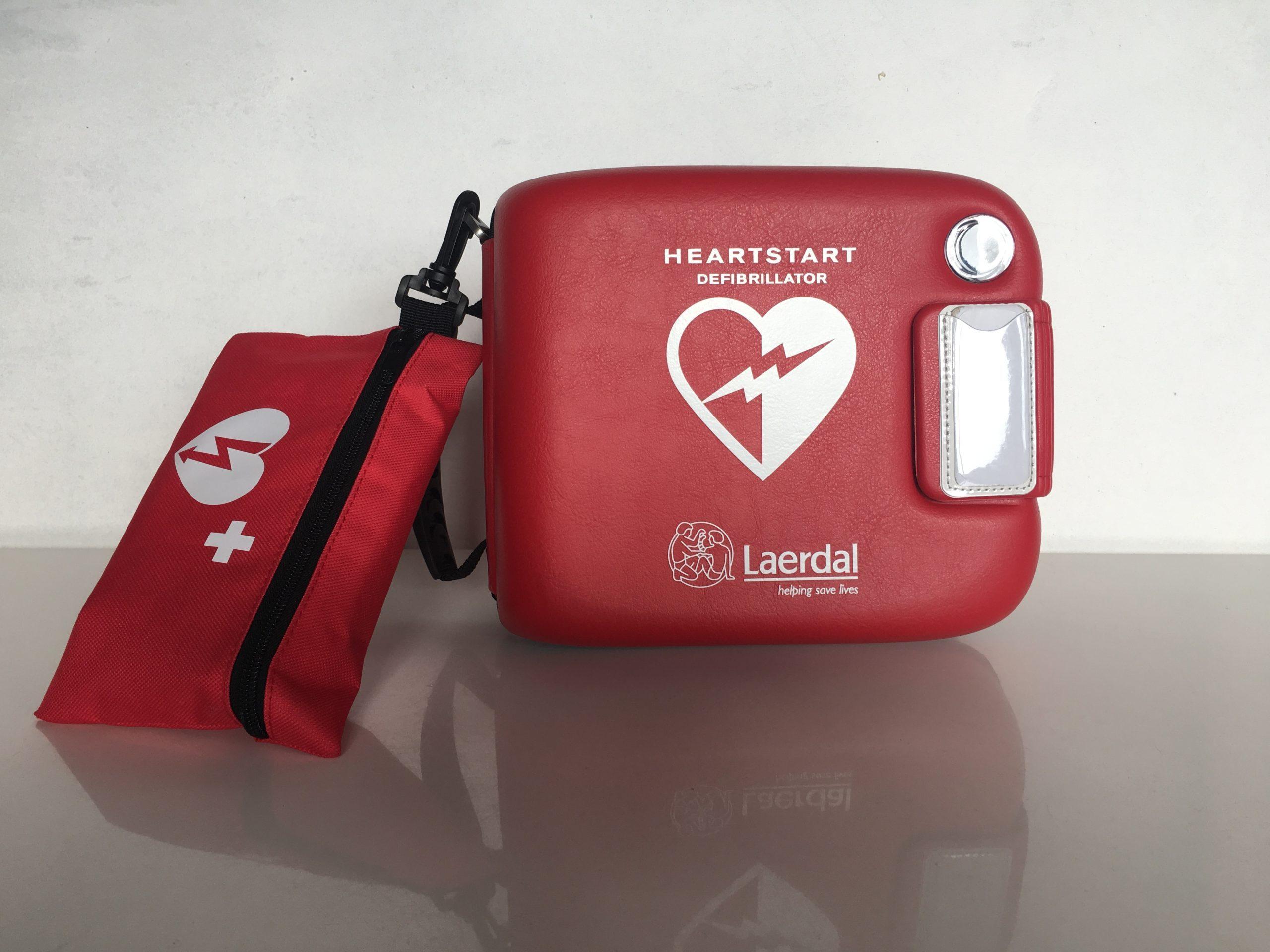 Defibrillaattorit